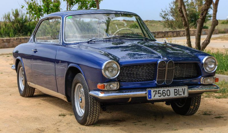 1964 BMW 3200 CS full