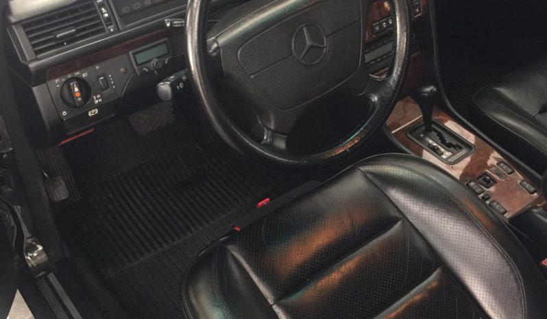1991 Mercedes-Benz 500 E full