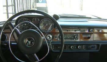 1971 Mercedes-Benz 280 SE 3.5 full
